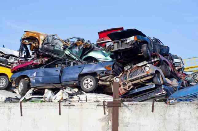Cash For Junk Cars - Sell Your Junk Car For Cash